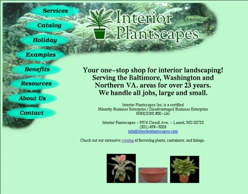 Interior Plantscapes